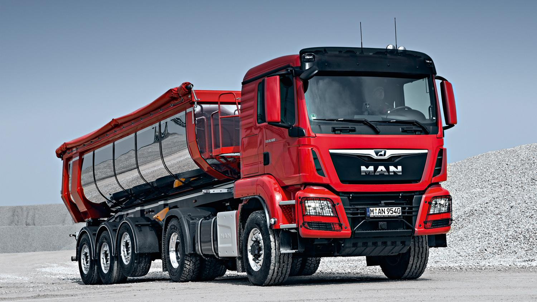 Tirrenia Trucks Man